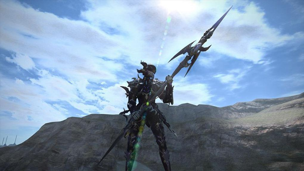 how to become a dragoon in ffxiv realm reborn