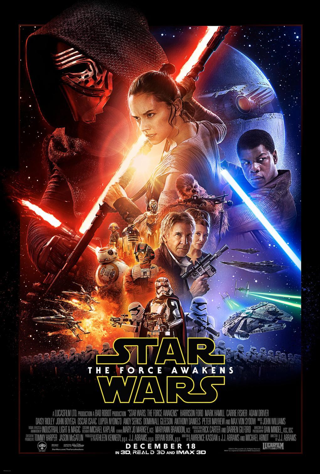 Star Wars Episode 7 Starkiller Base Auf Kino Plakat Doch Wo Ist