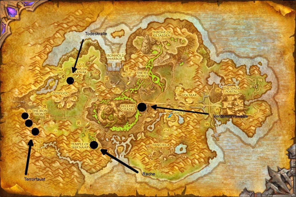 WoW: Guide - 31 Mounts solo farmen in Draenor - Rare Mobs ...