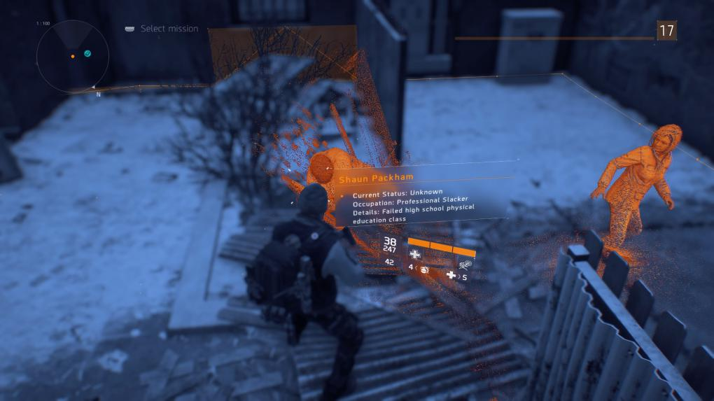 The Division: Simon Peggs Kultstreifen Shaun of the Dead hat's ebenfalls in die Auswahl an Easter-Eggs geschafft.