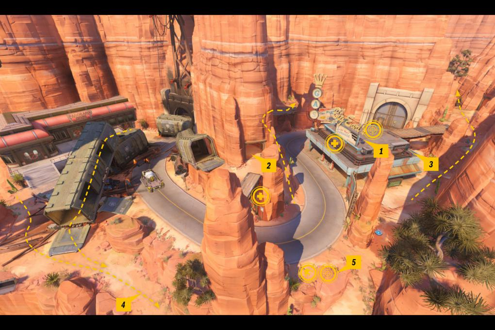 Overwatch: Route 66 (1)