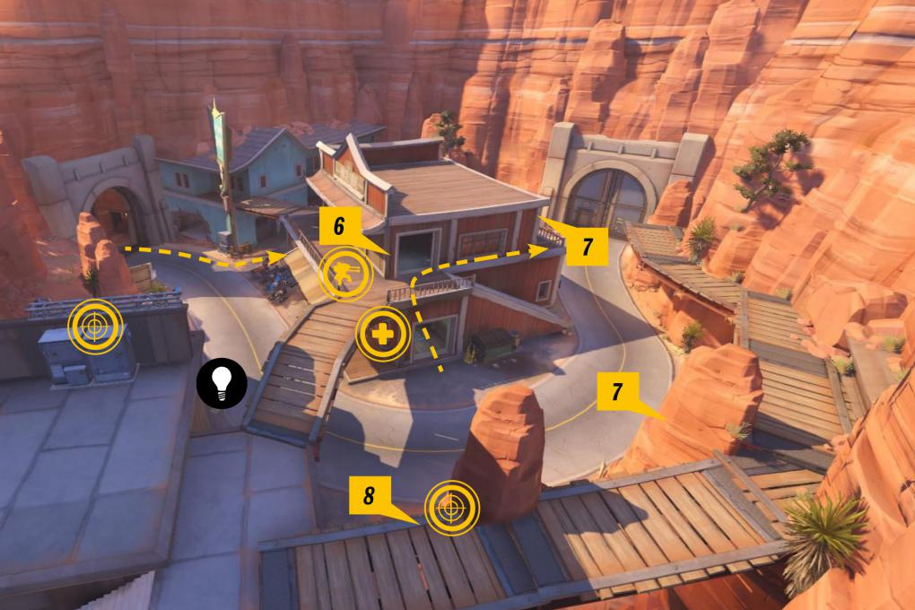 Overwatch: Route 66 (2)
