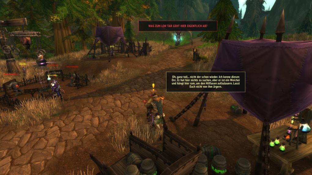 Wow Die Fünf Besten Quests In World Of Warcraft