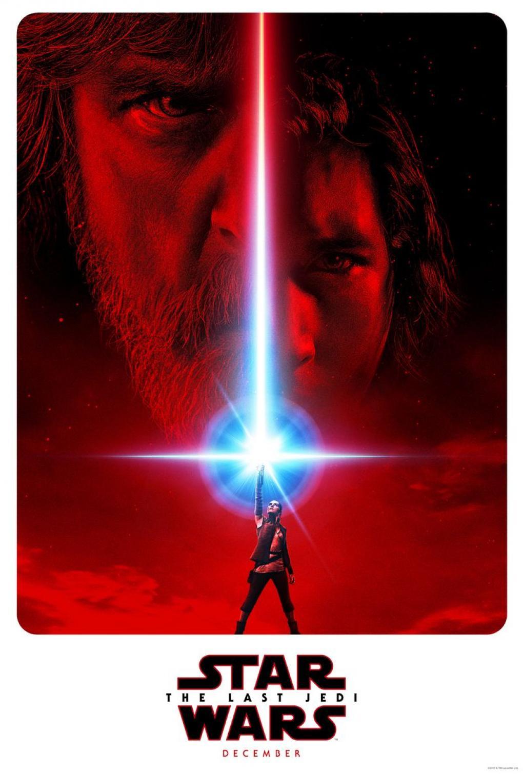 Star Wars Episode 8: Erstes Filmplakat zu \