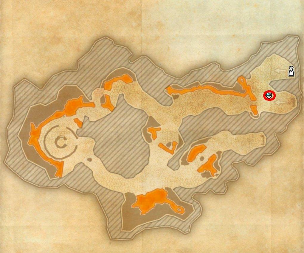TESO: Blackwood - Осколок рая в Порциксиде Рока.