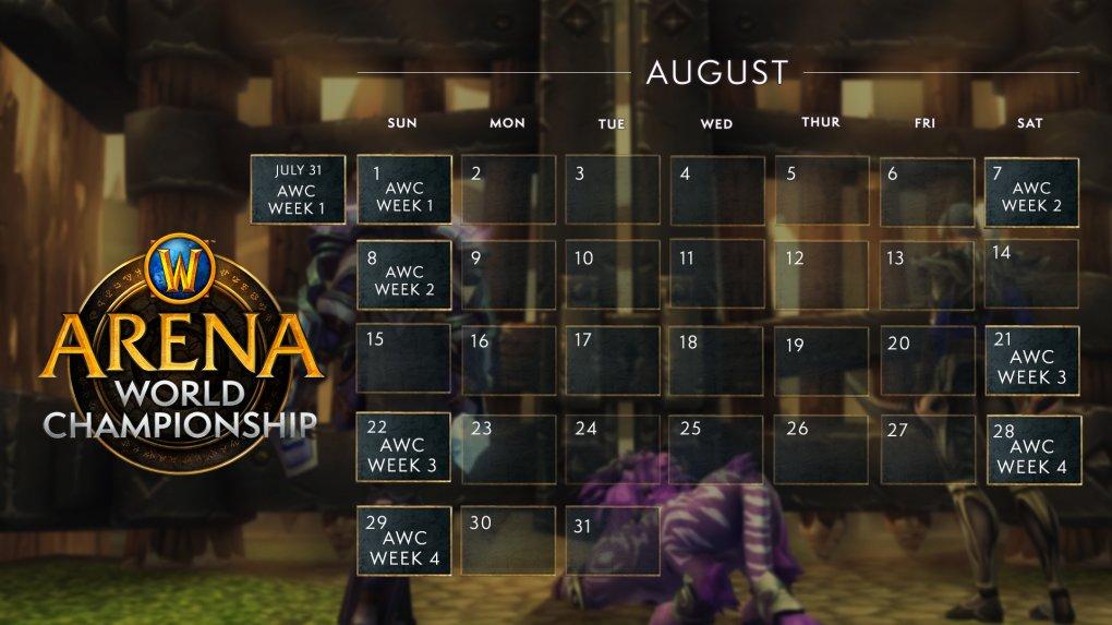 WoW: Arena World Championship (AWC) - alle Infos zur neuen Saison (2)