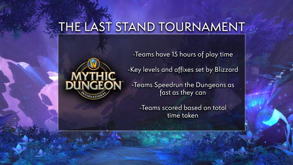 WoW: Sechs Teams, sechs Dungeons und 15 Std. Zeit - das 'Last-Stand'-Turnier (3)