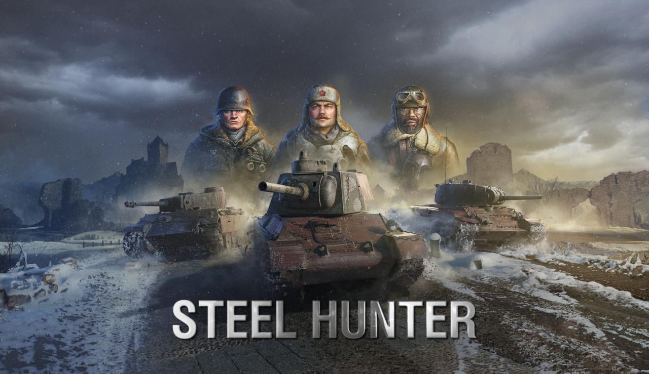 World Of Tanks Stählerne Jäger Bringt Den Battle Royal Modus