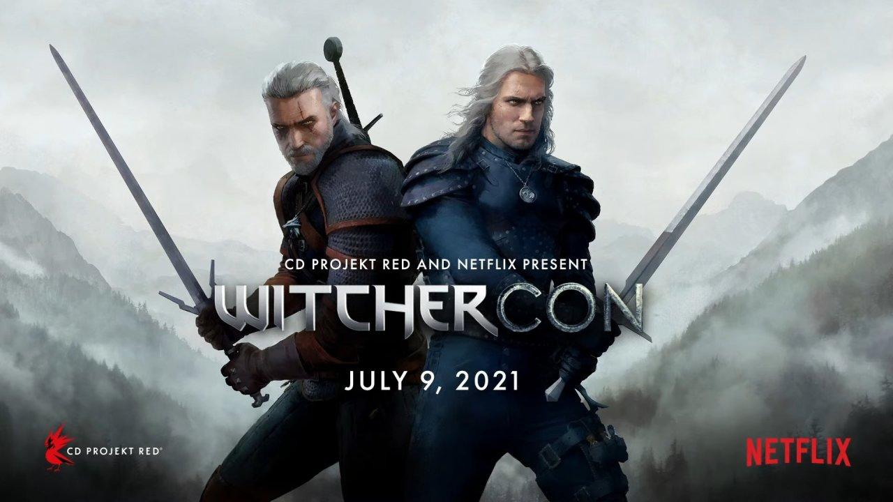 WitcherCon: Online-Event für Fans der Serie und der Spiele angekündigt