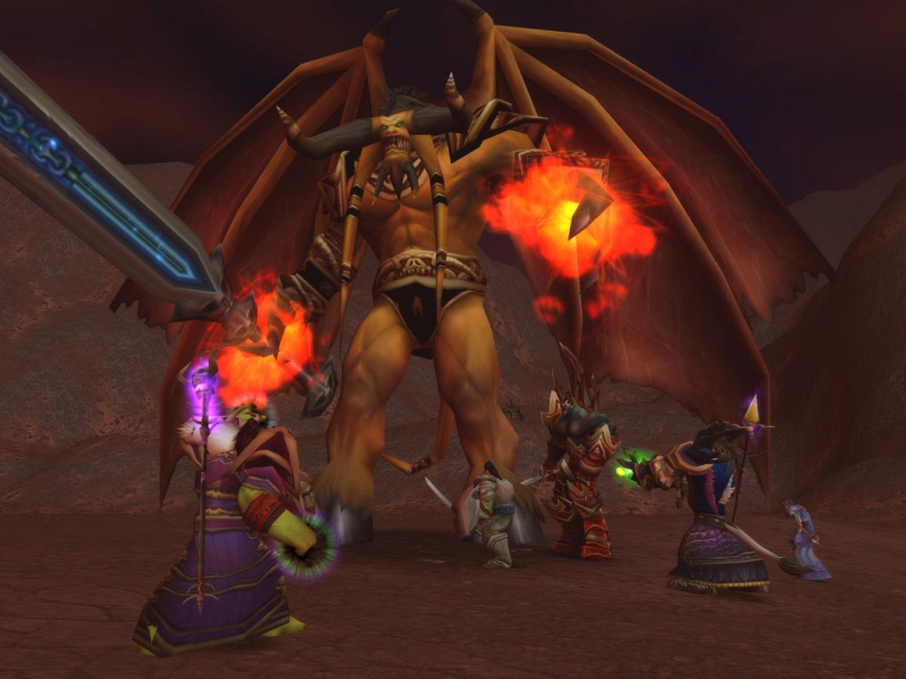 World of Warcraft patch 2 4 0  pornos image