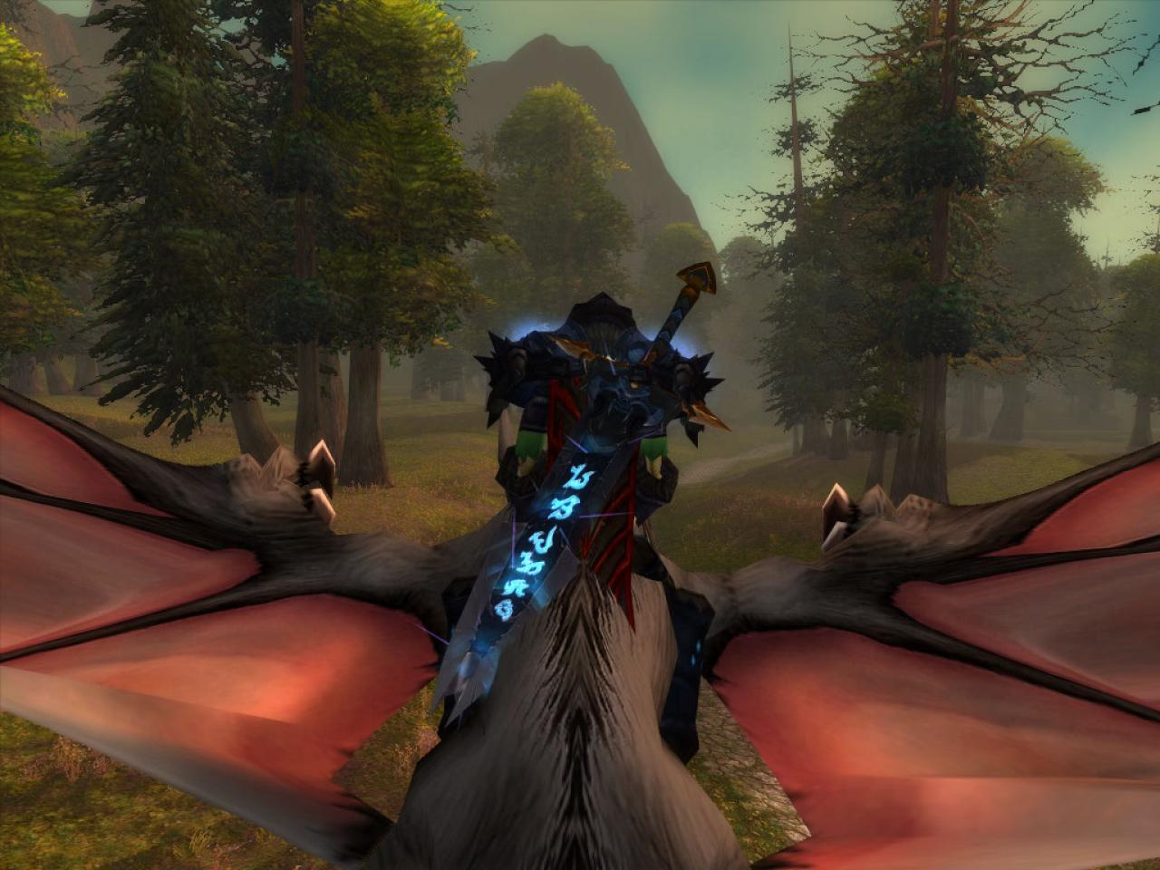 [21/07/08] Bilder aus den ersten Quests eines Todesritters in der Beta zu Wrath of the Lich King.