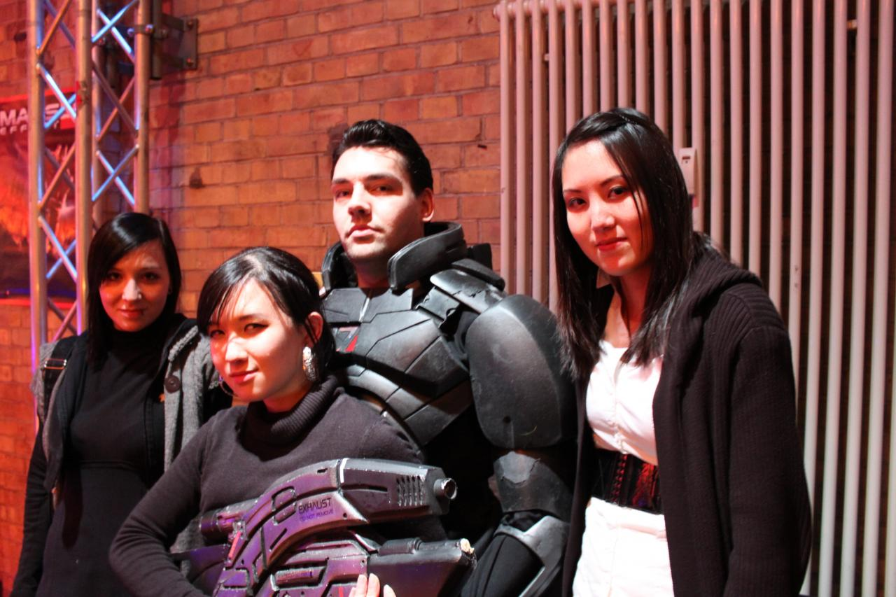 [25/01/10] Fotos vom Mass Effect 2 Launch Event