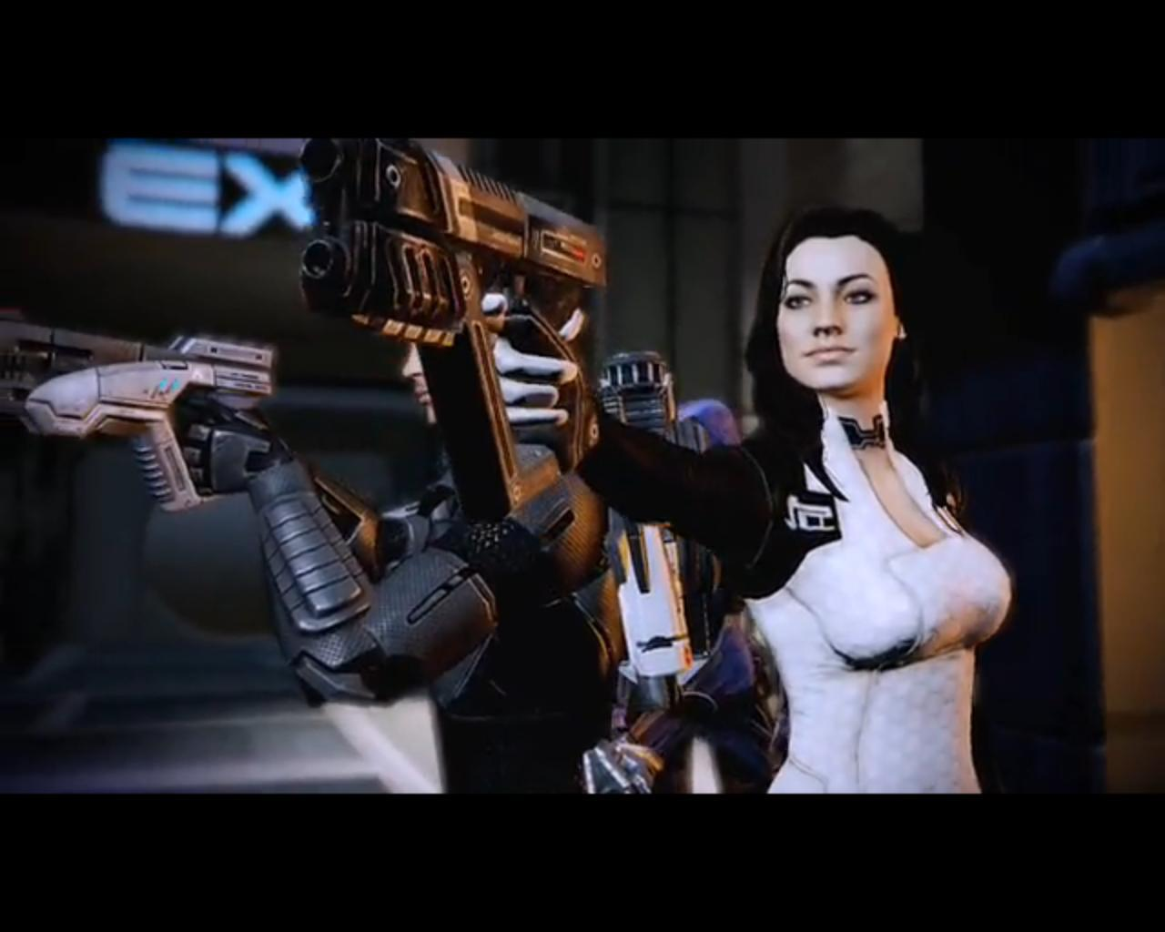 [07/01/10] Mass Effect 2 - Miranda Trailer