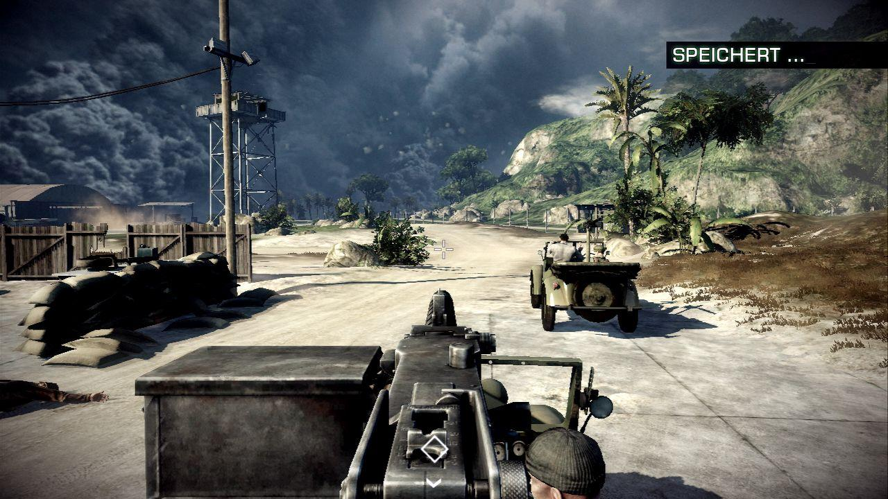 [02/03/10] Screenshots aus Battlefield: Bad Company 2 von Electronic Arts.