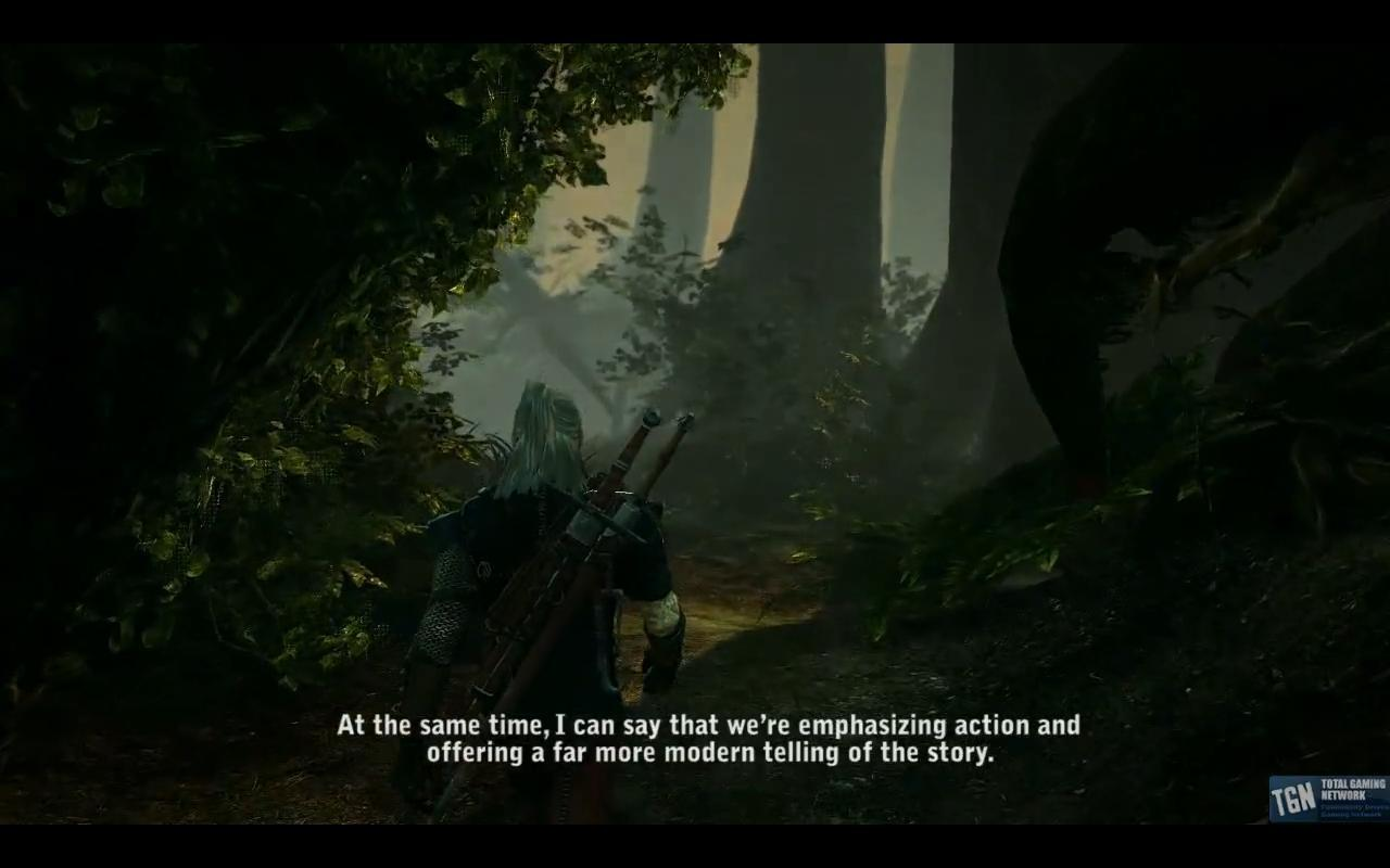 [05/04/10] The Witcher 2 - Dev Diary The Beginning