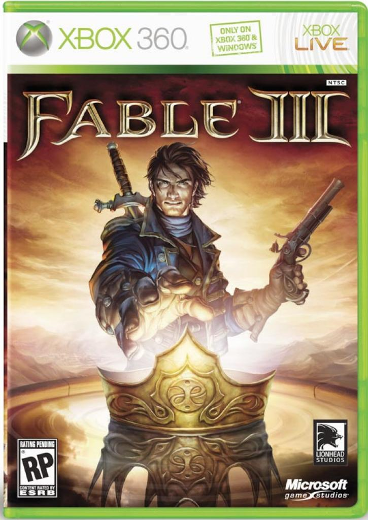 [15/05/10] Fable 3 - Screenshots
