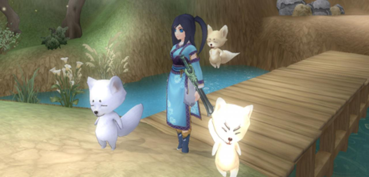 [09/09/10] Screenshots zum Martial-Arts MMO Kitsu Saga
