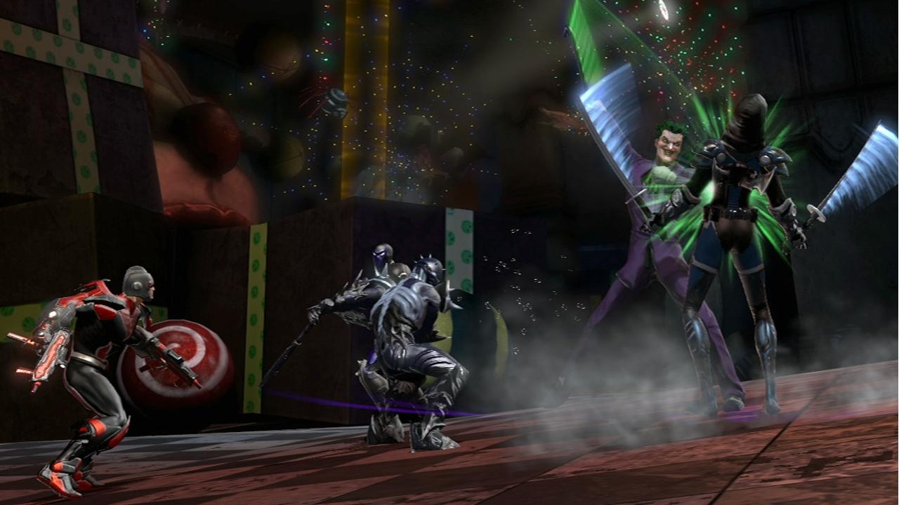 [19/09/10] DC Universe Online - Jokers Funhouse