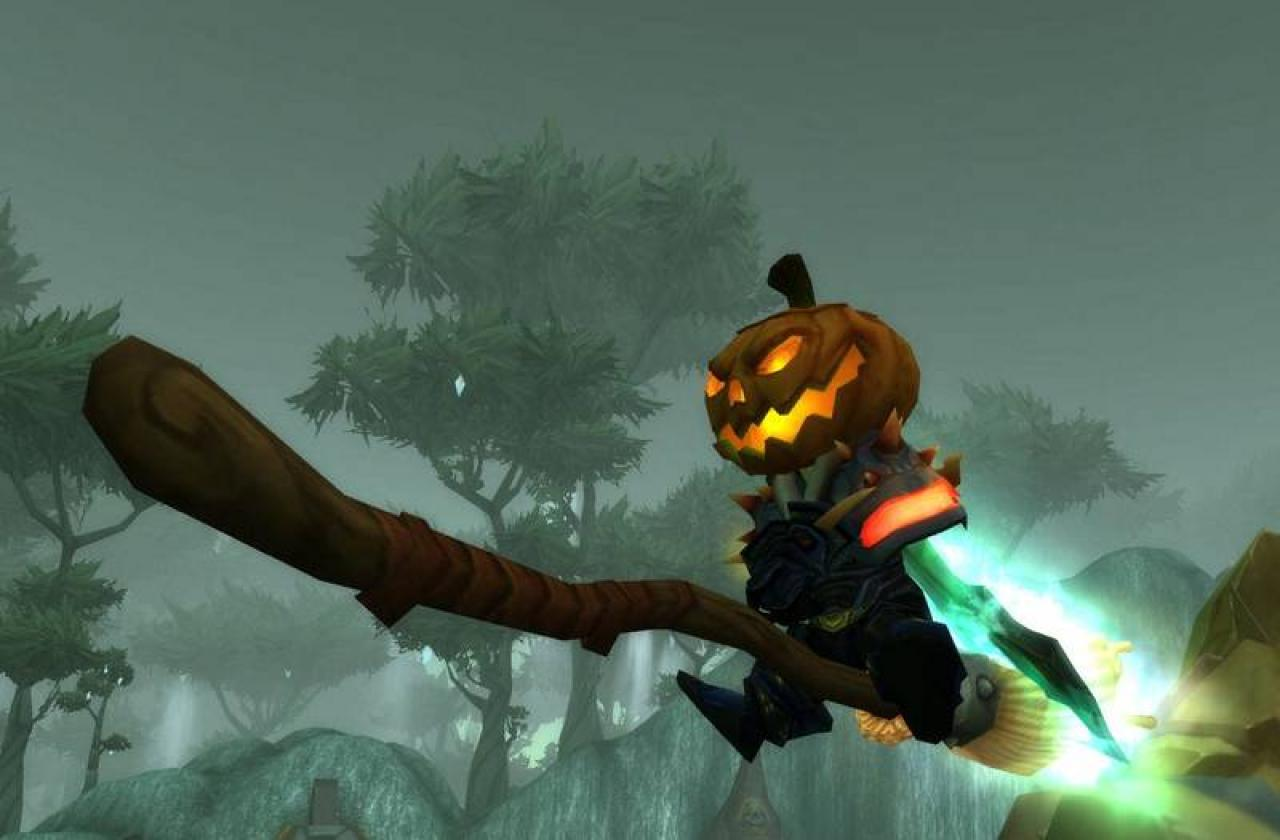 [29/10/10] Halloween in WoW.