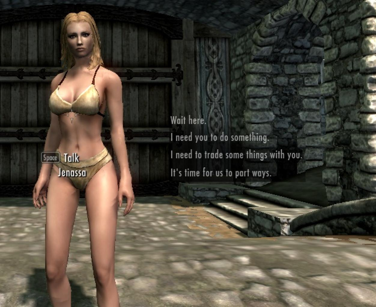 Nude females mod skyrim steam workshop nude films