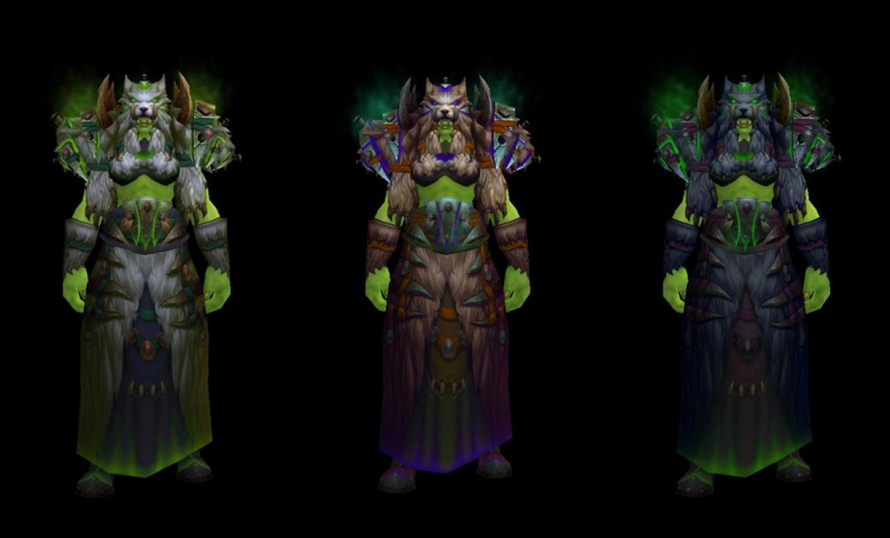 Legion PvP Season 5 Armor Sets, Aug 30 Hotfixes, Tweets ...