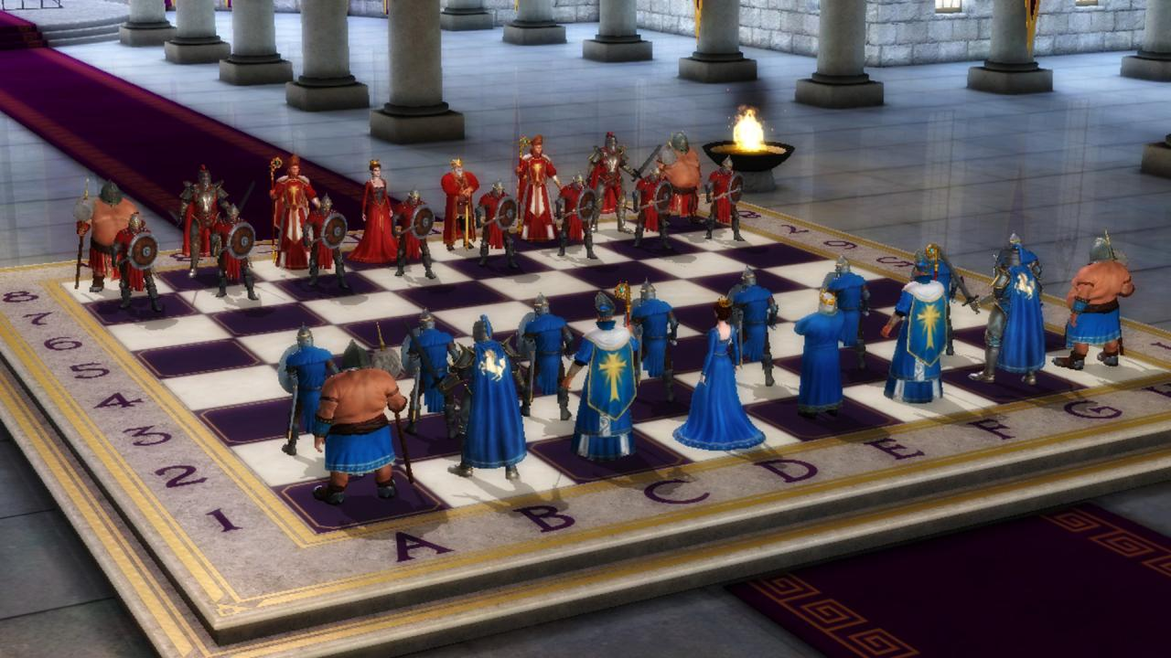 Battle Chess Game Of Kings Free Download FULL PC Game