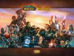 World of Warcraft - Schlachtruf-Mosaik Desktophintergründe - 1024x768