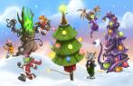 World of Warcraft Weihnachten Wallpaper