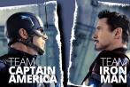 The First Avenger: Civil War: Team Cap oder Team Iron Man? (1)