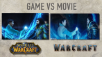 Warcraft: The Beginning: Der Trailer 1:1 in WoW-Grafik nachgestellt (Video) (1)