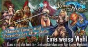 Runes of Magic: Klassenberatung