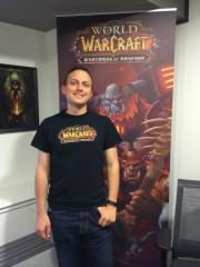 Ion Hazzikostas, Lead Encounter Designer im WoW-Team bei Blizzard