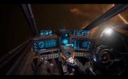 Ob die Cockpitsicht im fertigen Spiel auch so aussehen wird, ist derzeit nicht bekannt.