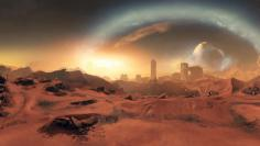 Der Mars in Bungies Destiny