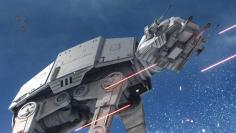 Ein AT-AT aus Star Wars: Battlefront