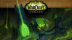 World of Warcraft: Legion Beta: Ladebildschirm Mardum