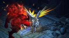Diablo 3: Patch 2.4 Preview - Mercy Wings (Overwatch Origins Goody)