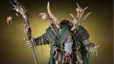 Warcraft The Beginning: Erstklassige Figuren zum Vorbestellen - Gul'dan