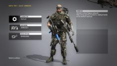 MGS 5: AMBUSH am Modell.