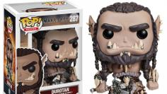 Warcraft: The Beginning: Die neuen Funko Pop-Figuren aus dem kommenden Film. (1)