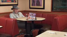 Indiana Jones & The Denny's Senior Discount