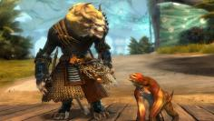 World of Guild Wars - Interface-Wechsel der besonderen Art