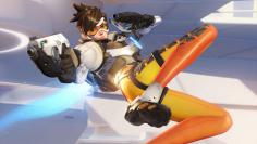 Tracer aus Blizzards Teamshooter Overwatch