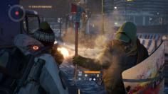 Agent und Rioter in The Division