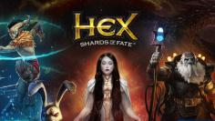 Hex: Shards of Fate: Cover