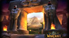 Das Dunkle Portal aus World of Warcraft.