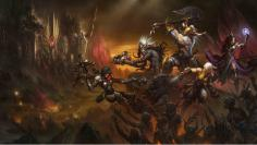 Diablo 3: Helden-Artwork