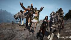 Black Desert: Spielerproteste und In-Game-Demos gegen Pay2Win (1)