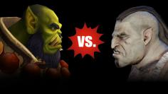 Die Orcs: World of Warcraft vs. TESO