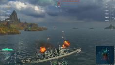 MMO-Marktübersicht 2016: World of Warships - das Action-MMO von Wargaming